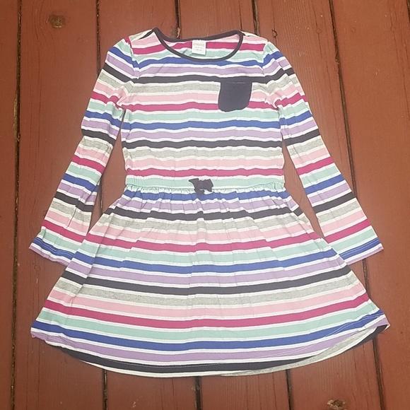 Gymboree Other - Gymboree Striped Dress, Size 5/6
